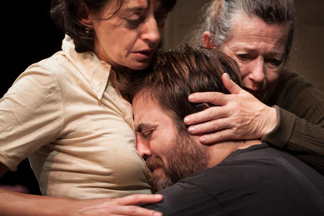 Emilia, do Timbre 4, direção de Claudio Tolcachir